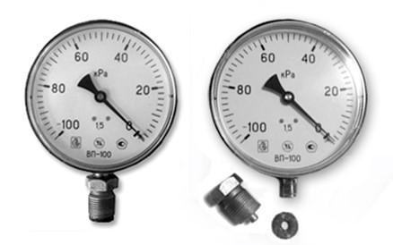 вакуумметры и их применение